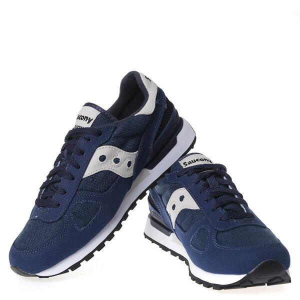 【EST】SAUCONY SHADOW ORIGINAL S70219-4 復古 慢跑鞋 男鞋 藍 [SY-0019-086] G0107 2