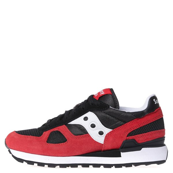 【EST】Saucony Shadow Original S21086-10 復古 慢跑鞋 男鞋 黑紅 [SY-2108-610] G0107 0