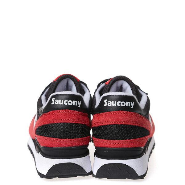 【EST】Saucony Shadow Original S21086-10 復古 慢跑鞋 男鞋 黑紅 [SY-2108-610] G0107 3