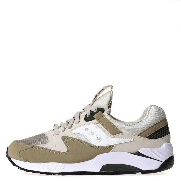 【EST】SAUCONY GRID 9000 S70077-46 復古 慢跑鞋 男鞋 土灰 [SY-7007-746] G0311 0