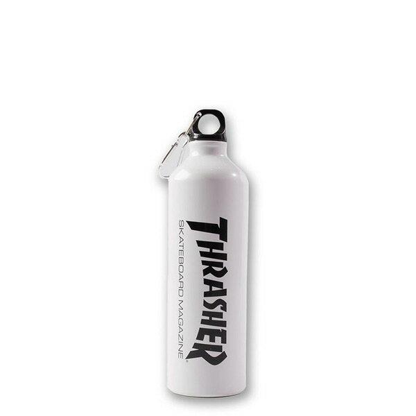【EST】Thrasher Metal Sports Bottle 鋼瓶 水壺 白 [TH-0026-001] H0105