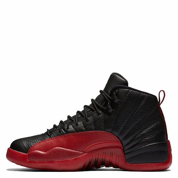 【EST O】Nike Air Jordan 12 Retro Flu Game 130690-002 黑紅流感 男鞋 G1004 0