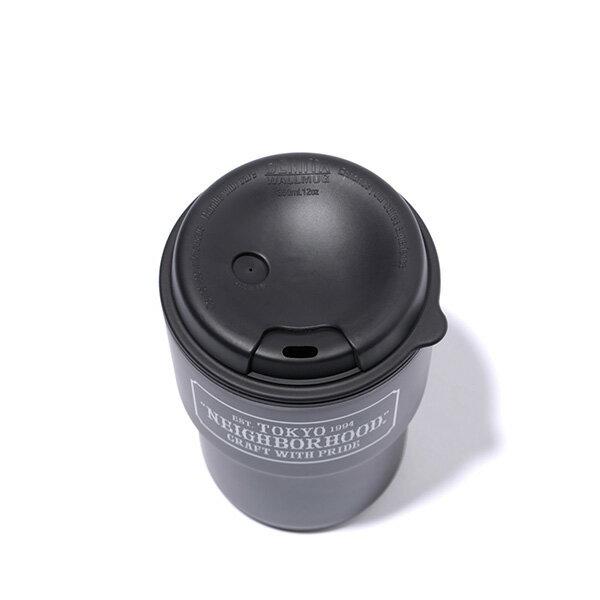 【EST O】Neighborhood X Rivers Wallmug Demita 咖啡隨行杯 黑 G0920 1