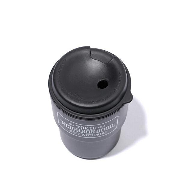 【EST O】Neighborhood X Rivers Wallmug Demita 咖啡隨行杯 黑 G0920 2