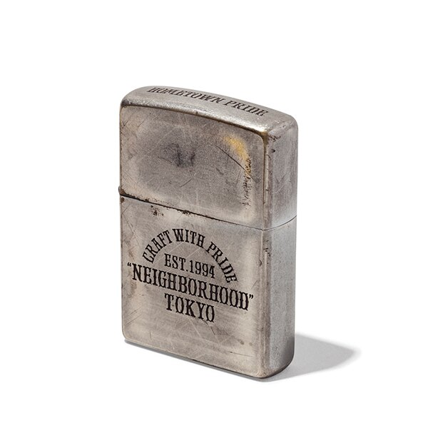 【EST O】Neighborhood Hometown Pride / B-Zippo 打火機 G0920 0