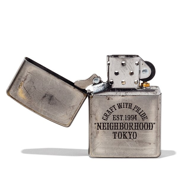 【EST O】Neighborhood Hometown Pride / B-Zippo 打火機 G0920 1
