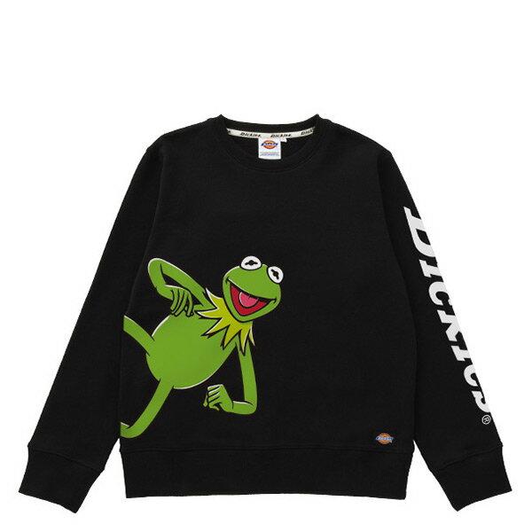 【EST O】Dickies x The Muppets 聯名 青蛙 大學Tee黑 H0113