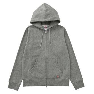 【EST O】Dickies Logo Hoodie 小布標連帽外套 灰 H0111