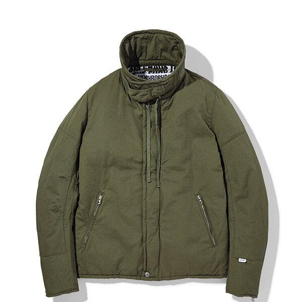 【ESTO】NeighborhoodTHUNDERSTRUCKSHORT短版軍裝外套夾克軍綠H1016