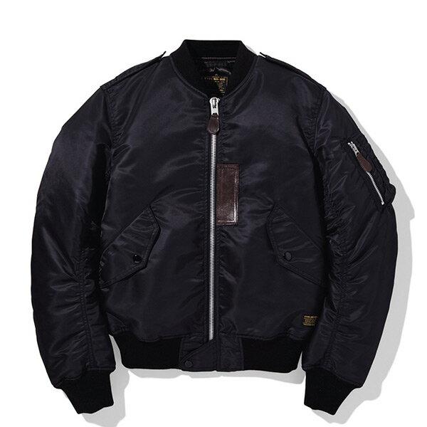 【ESTO】NeighborhoodL-2DN-JKTMA-1飛行外套風衣夾克黑H1016