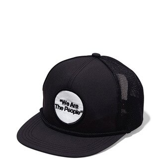 【EST O】Neighborhood W-CP / EC-CAP NBHD 貼布 可調式 棒球帽 黑 H1016