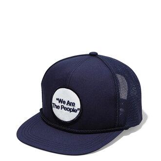 【EST O】Neighborhood W-CP / EC-CAP NBHD 貼布 可調式 棒球帽 深藍 H1016