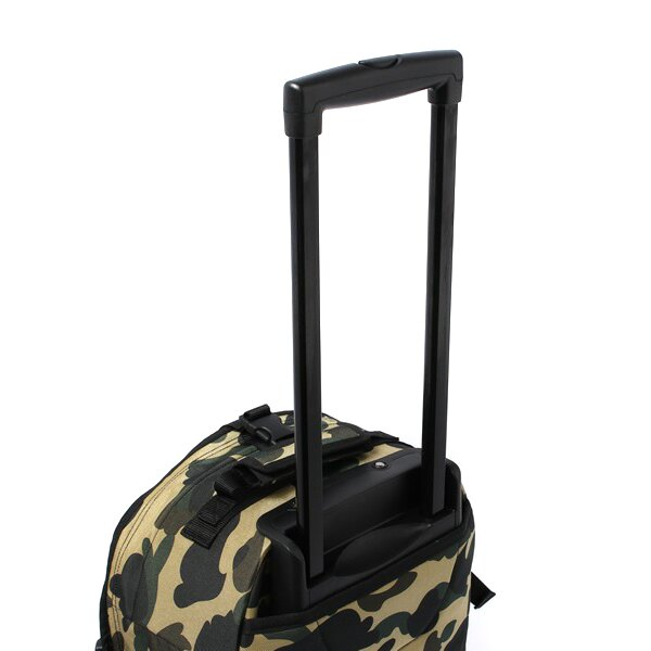 【EST O】A Bathing Ape 1St Camo Travel Luggage (Cordura) 登機箱 卡其 G0908 3