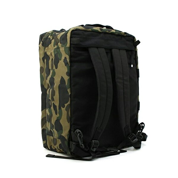 【EST O】A Bathing Ape 1St Camo Reflective 3Way Bag (Cordura) 三用後背包 反光迷彩 G0908 2