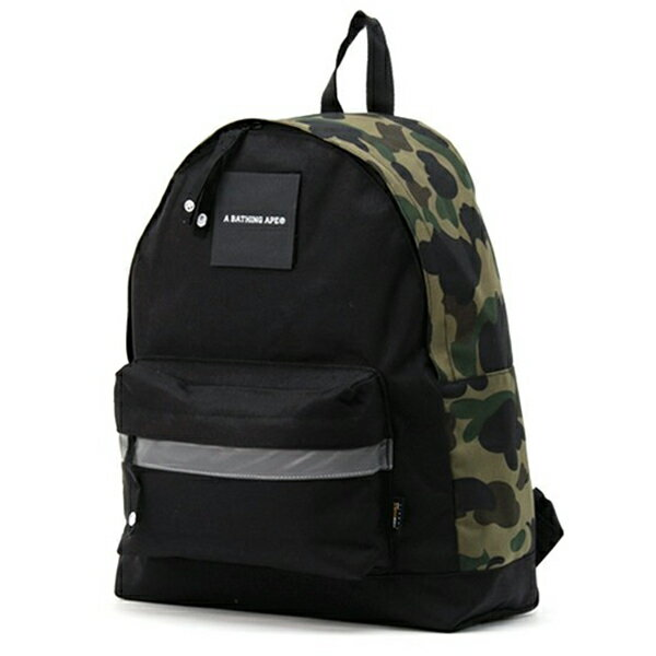 【EST O】A Bathing Ape 1St Camo Reflective Day Pack (Cordura) 後背包 反光迷彩 G0908