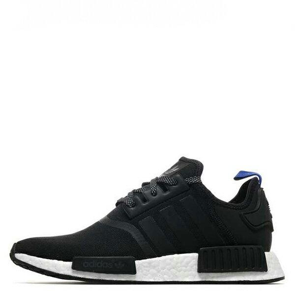 【EST O】Adidas Originals NMD_R1 黑白藍 G1018