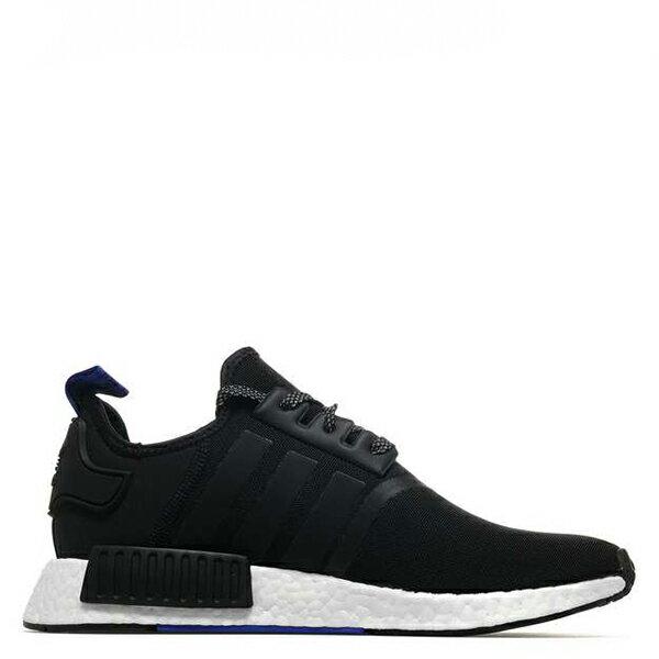 【EST O】Adidas Originals NMD_R1 黑白藍 G1018 1