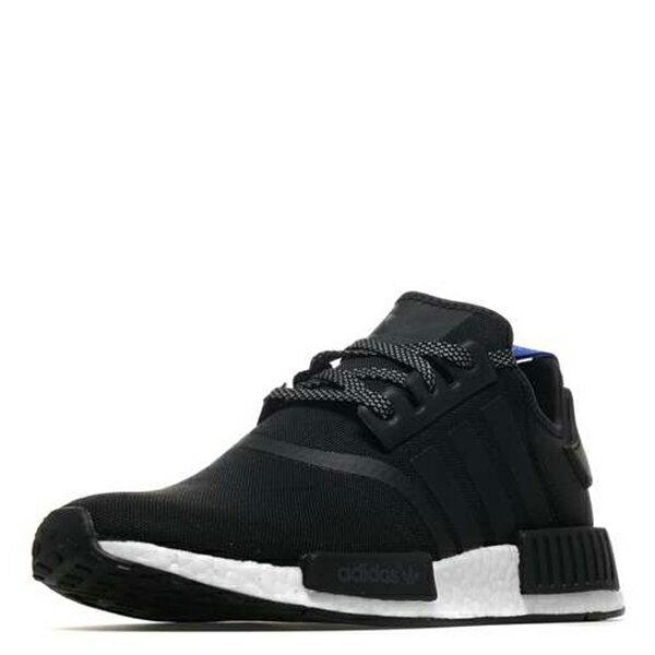 【EST O】Adidas Originals NMD_R1 黑白藍 G1018 2