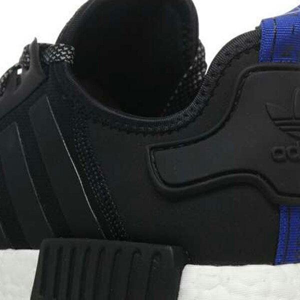 【EST O】Adidas Originals NMD_R1 黑白藍 G1018 5