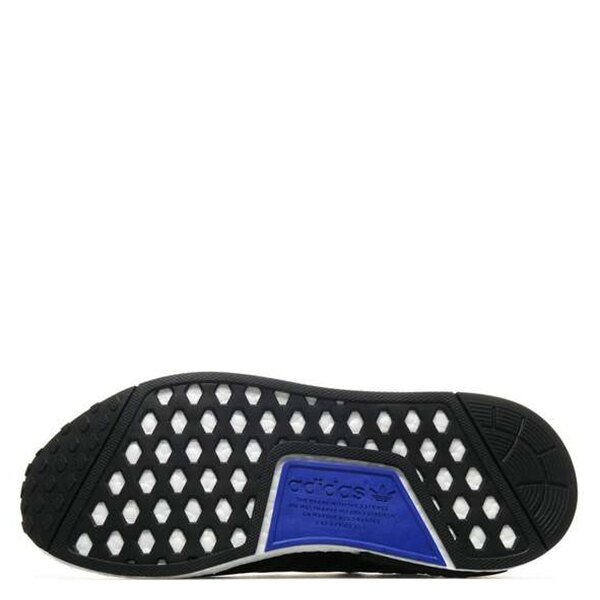【EST O】Adidas Originals NMD_R1 黑白藍 G1018 6