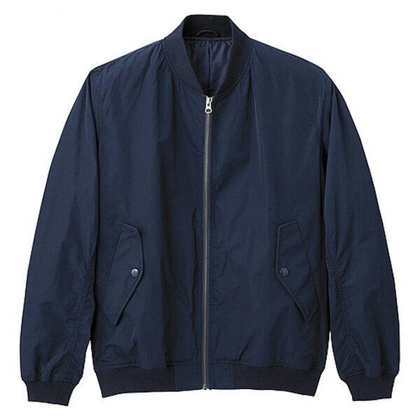 【EST O】Uniqlo × G.U. Gu [271253] 空軍ma-1 飛行夾克 外套 藍 G0303 - 限時優惠好康折扣