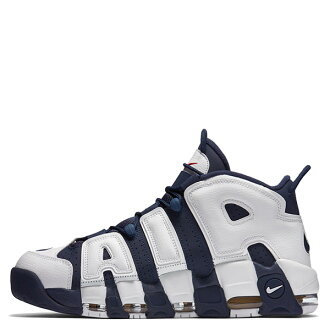 【EST O】NIKE AIR MORE UPTEMPO PIPPEN 白藍414962-104 大AIR 籃球鞋 男鞋 奧運配色 G0718