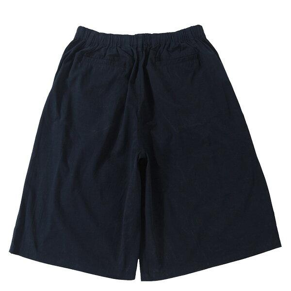 【EST O】Madgirl Culottes 七分 闊腿褲 寬褲 深藍 G0720 1