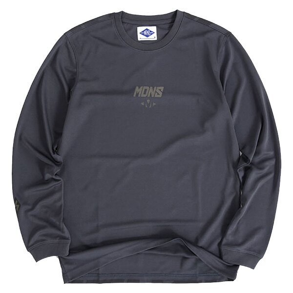 【EST O】Madness Box Logo Long Sleeve Sweatshirt 運動 長Tee灰 G0720 0