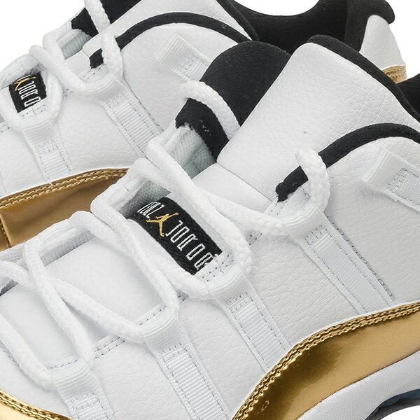 【EST O】Nike Air Jordan 11 Retro Low AJ11 528895-103 白金漆皮冰底 奧運 G0905 3