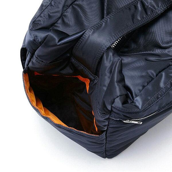 【EST O】Head Porter Tanker-Standard 2Way Boston Bag (L) 兩用側背包公事包 G0715 6
