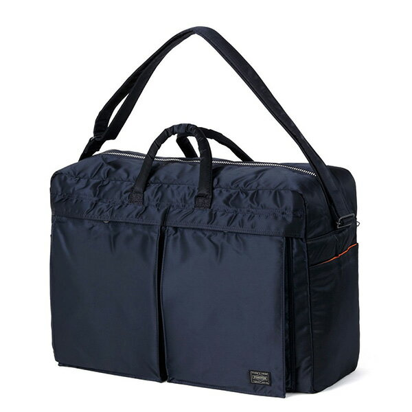 【EST O】Head Porter Tanker-Standard 2Way Boston Bag (S) 兩用側背包公事包 G0715