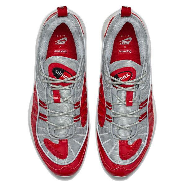 【EST O】Nike Air Max 98 x Supreme 844694-600 聯名款 氣墊 慢跑鞋 男女鞋 紅 G0615 2