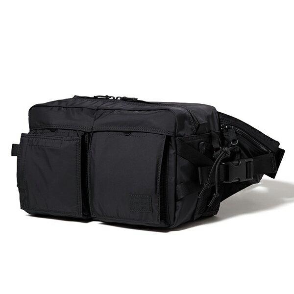 【EST O】Head Porter Black Beauty New Waist Bag 腰包 G0722