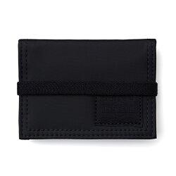 【EST O】Head Porter Black Beauty Band Card Case 卡包 G0722