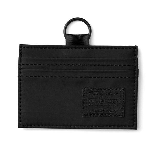 【EST O】Head Porter Black Beauty Pass Case 證件夾 G0722【12/1-31 單筆滿2000結帳輸入序號 XmasGift-outdoor 再折↘250 | ..