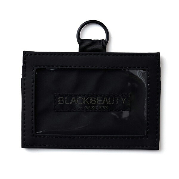 【EST O】Head Porter Black Beauty Pass Case 證件夾 G0722 1