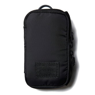 【EST O】Head Porter Black Beauty Zip Key Case 鑰匙包 G0722