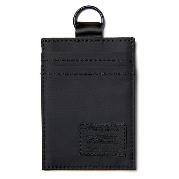 【EST O】Head Porter Black Beauty Pass Case 證件夾 G0722 0