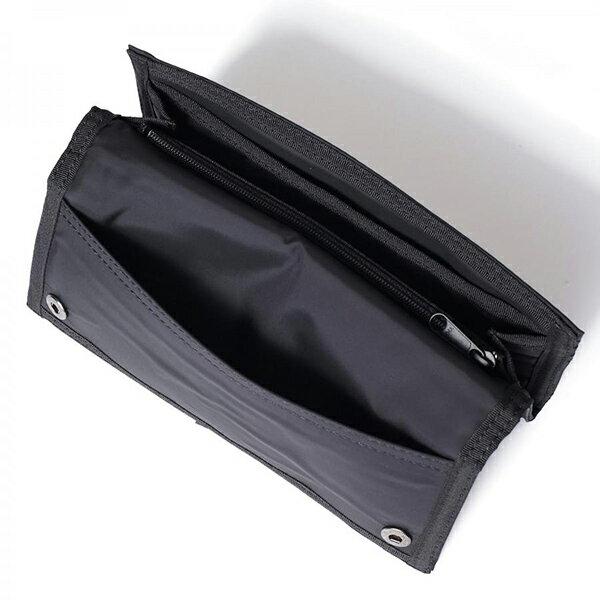 【EST O】Head Porter Black Beauty Wallet (L) 錢包 G0722 3