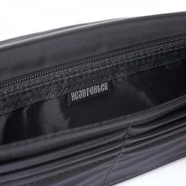【EST O】Head Porter Black Beauty Wallet (L) 錢包 G0722 4