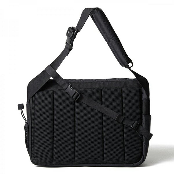 【EST O】Head Porter Black Beauty Laptop Messenger Bag 郵差包 G0722 2