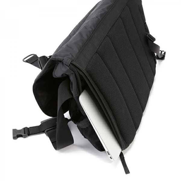 【EST O】Head Porter Black Beauty Laptop Messenger Bag 郵差包 G0722 3
