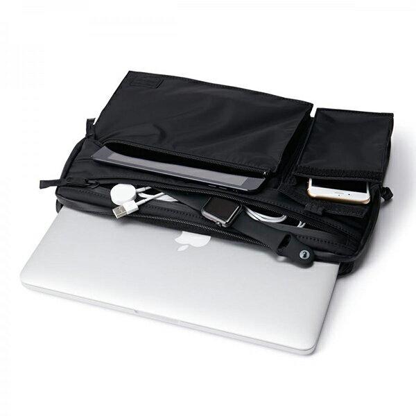 【EST O】Head Porter Black Beauty Laptop Case 13吋電腦包 G0722 8