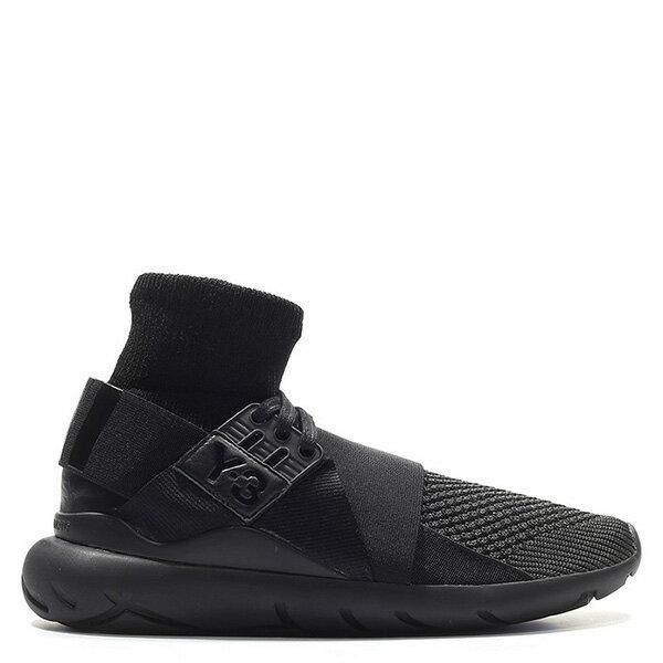 【EST O】Adidas Y-3 Qasa Elle Lace Knit AQ5728 編織 高筒 忍者鞋 女鞋 黑 G0714