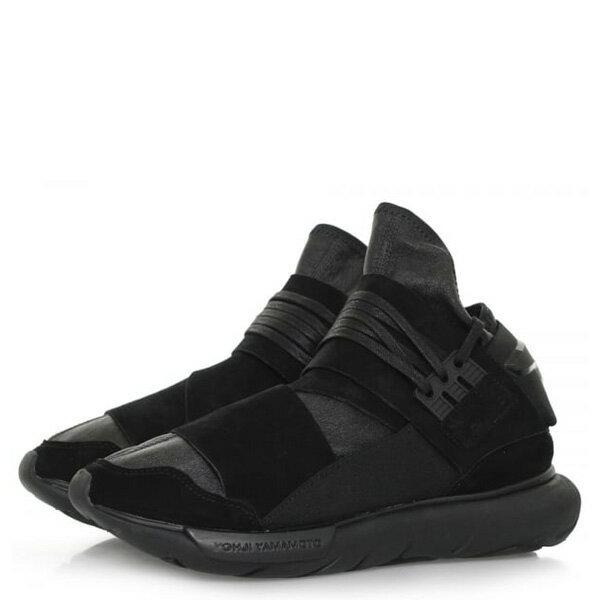 【EST O】Adidas Y-3 Qasa High Bb4733 山本耀司 忍者鞋 男鞋 黑 G0822 1