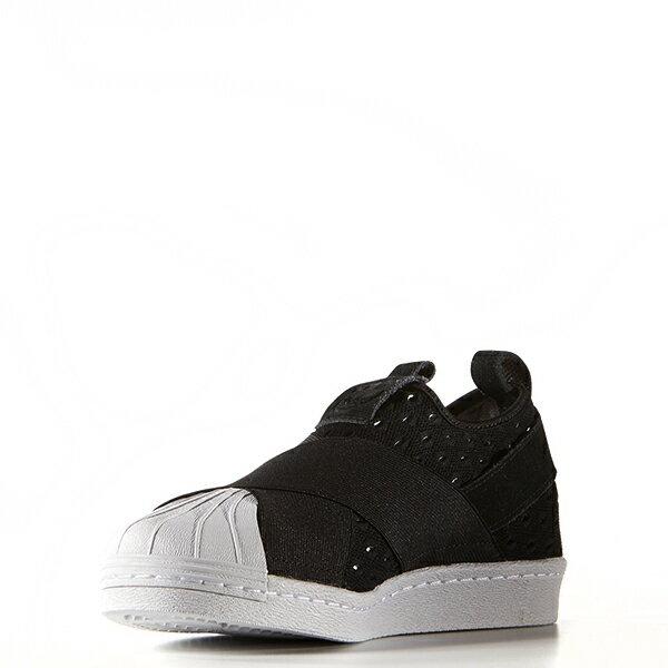 【EST O】Adidas Originals Superstar Slip On S74986 繃帶鞋 黑白 G0905 3