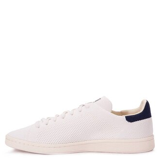 【EST O】ADIDAS STAN SMITH OG PRIMEKNIT S75148 編織 奶油底 男女鞋 白藍 G0606