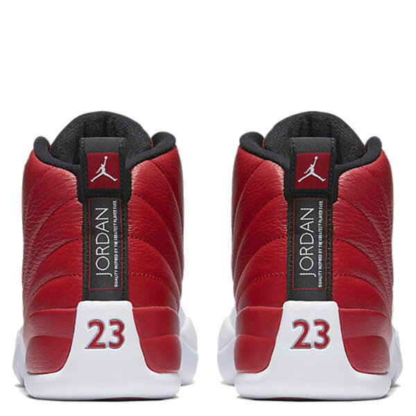【EST】NIKE AIR JORDAN 12 RETRO GYM RED 130690-600 復刻 籃球鞋 男鞋 白紅 [NI-4415-069] G0707 3