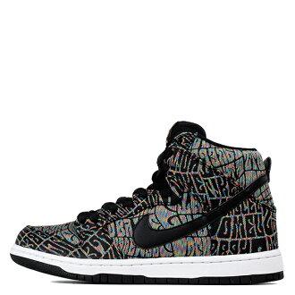 【EST S】Nike Dunk High Premium Sb 313171-029 彩色爆裂紋 男鞋 G1012