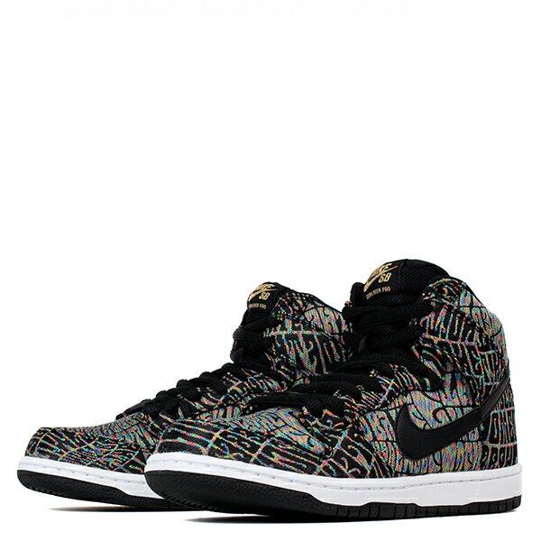 【EST S】Nike Dunk High Premium Sb 313171-029 彩色爆裂紋 男鞋 G1012 1